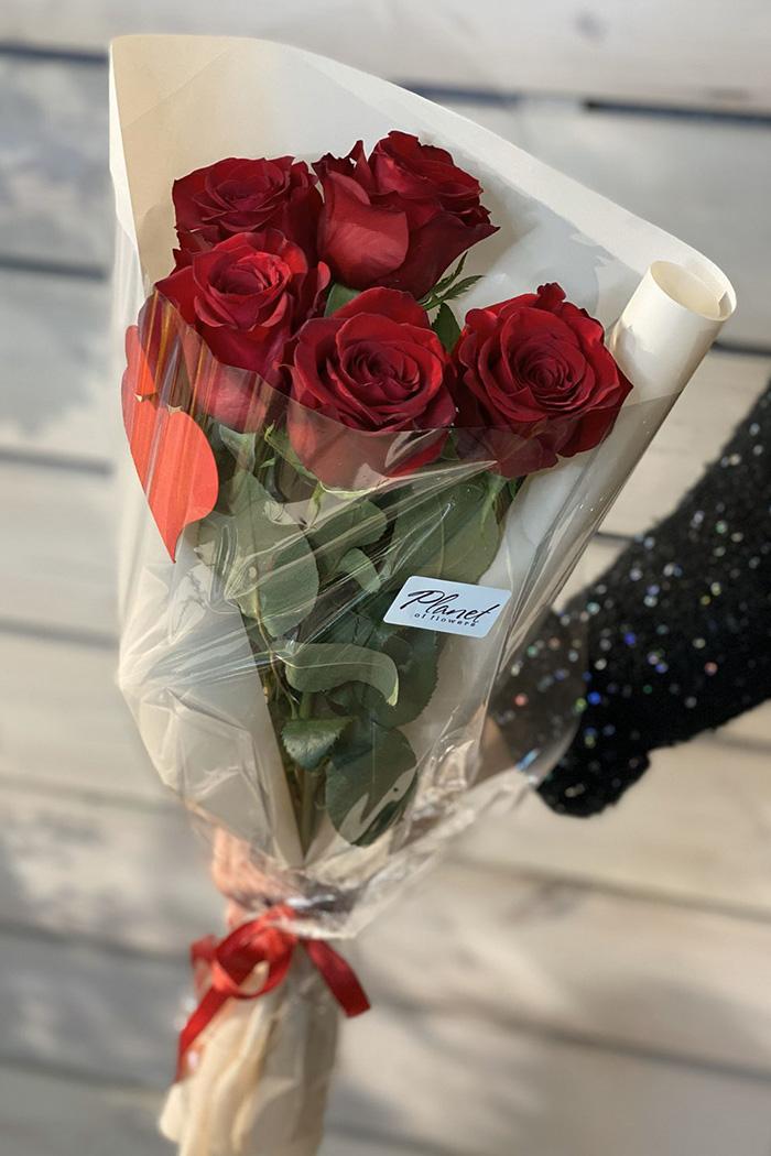 Букет из роз №20