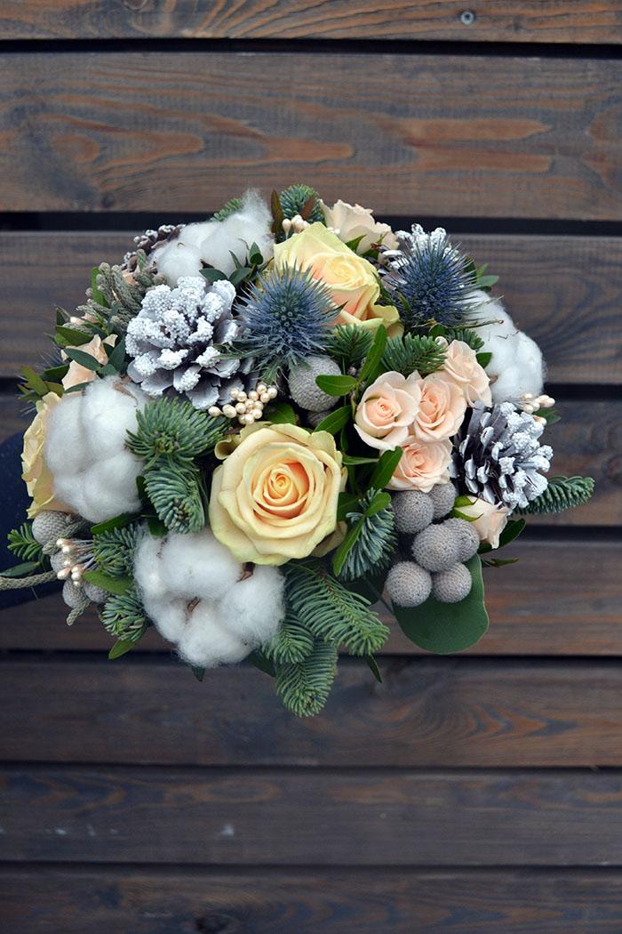 Свадебный букет №48