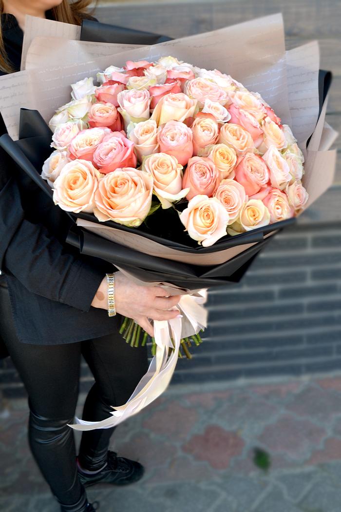 Букет из роз №14