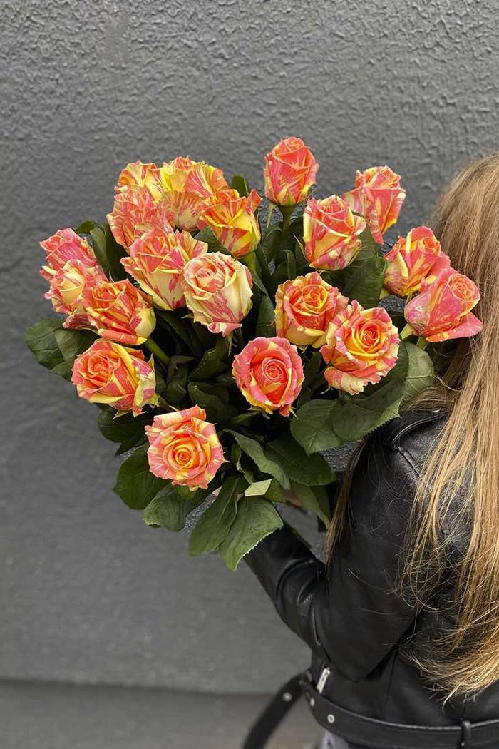 Букет из роз №35