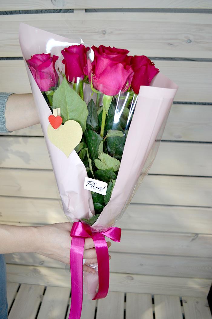 Букет из роз №22