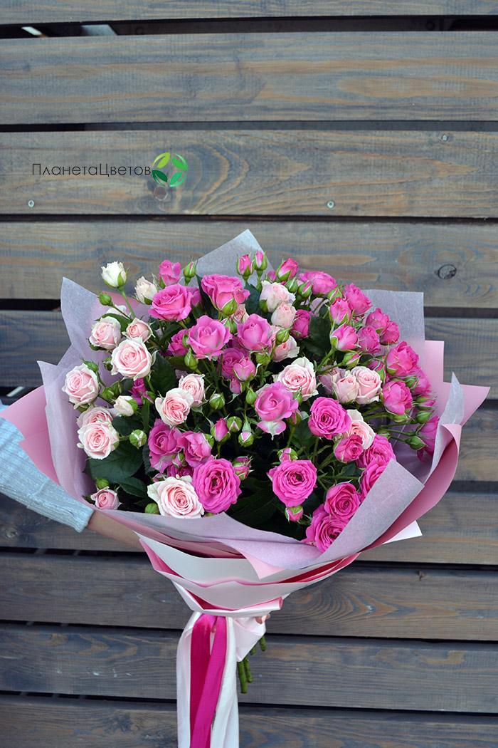 Букет из роз №9