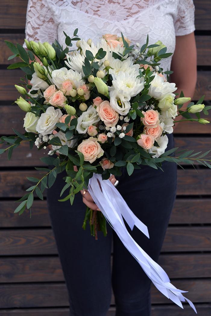 Свадебный букет №43