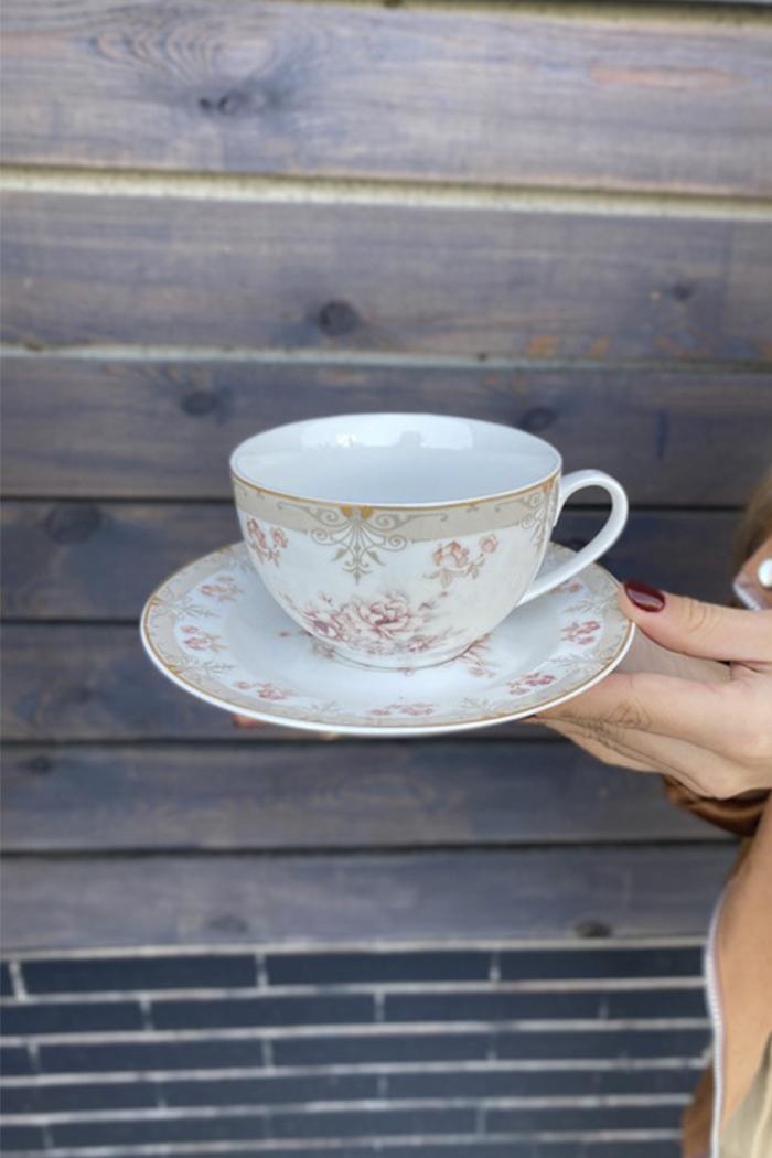 Чайная пара №4