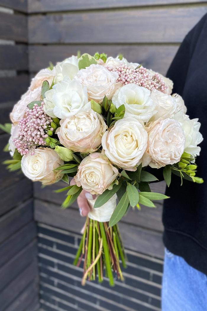 Свадебный букет №45