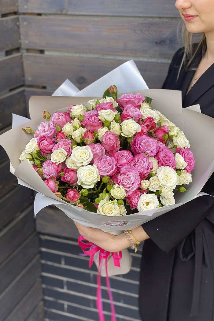 Букет из роз №29