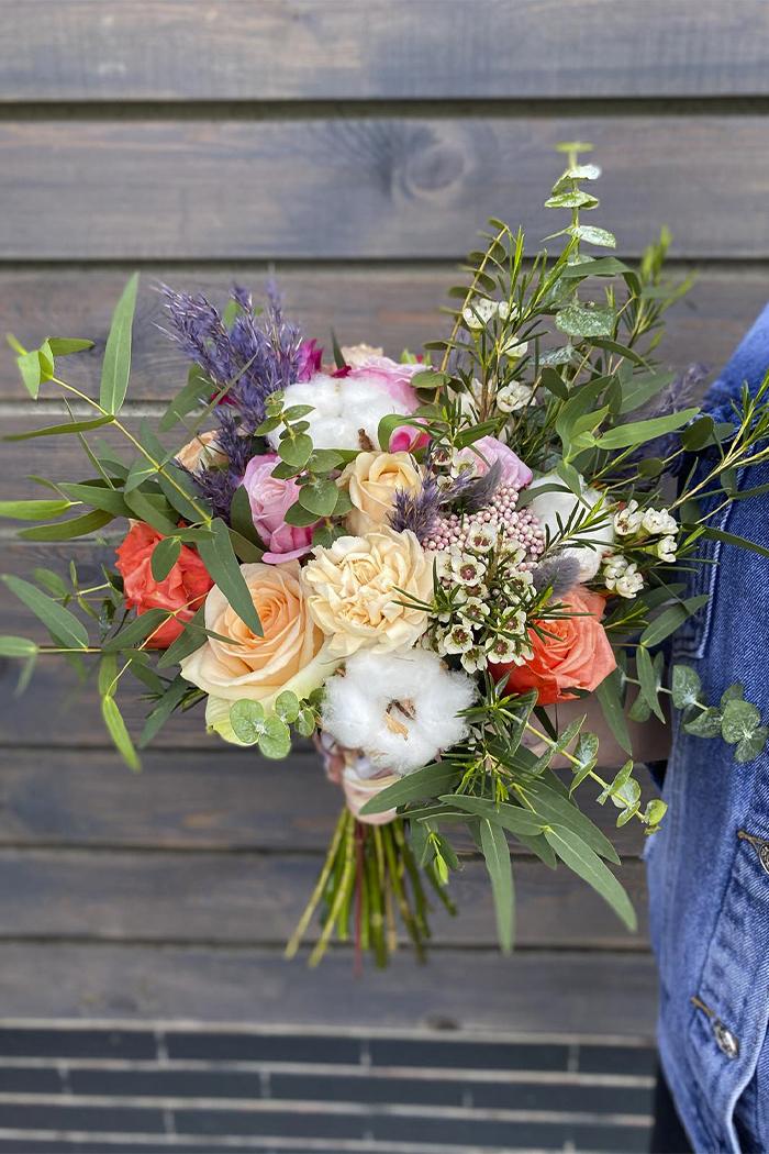 Свадебный букет №42