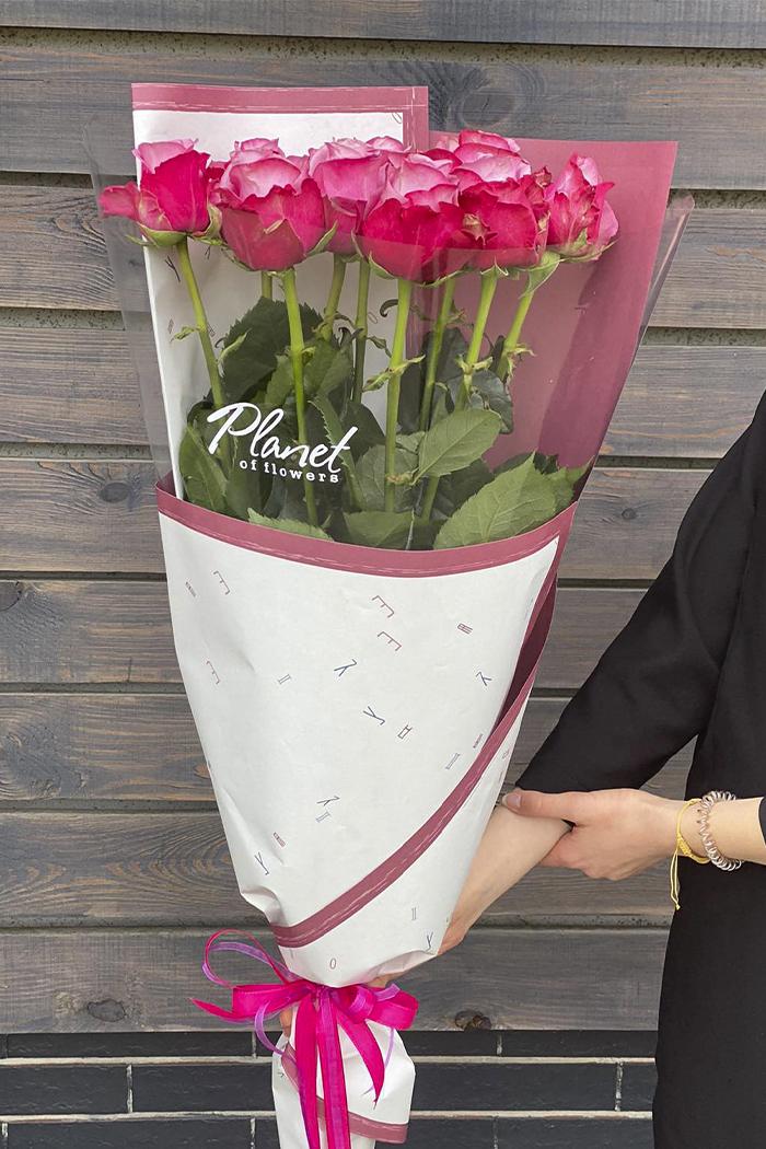 Букет из роз №36
