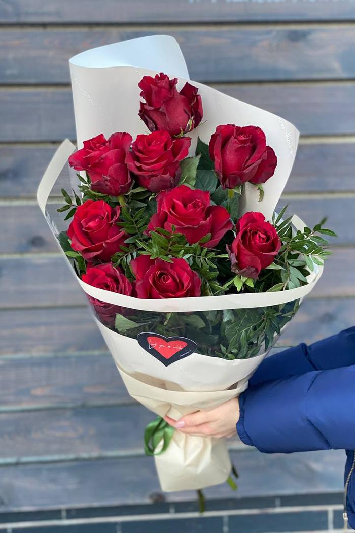 Букет из роз №44