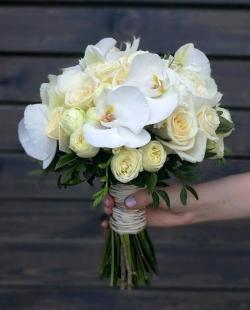 Свадебный букет №49