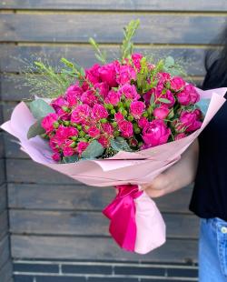 Букет из роз №38