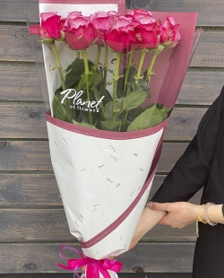 Букет из роз №32